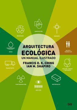 portada Arquitectura Ecológica: Un Manual Ilustrado