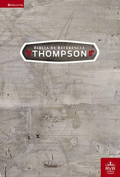 portada Rvr60 Biblia de Referencia Thompson, Tapa Dura