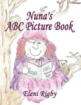 portada nuna's abc picture book