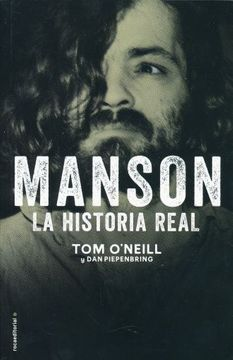 portada Manson. La Historia Real