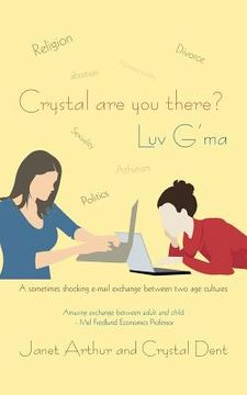 portada crystal are you there? luv g`ma