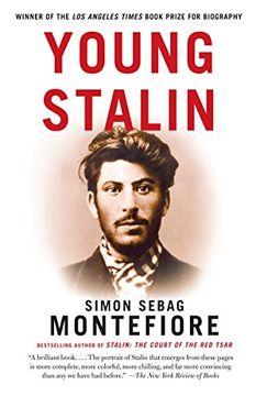 portada Young Stalin (libro en Inglés)