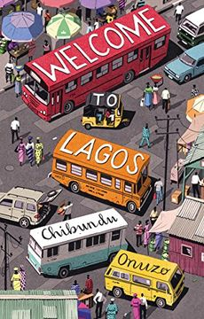 portada Welcome to Lagos (libro en inglés)