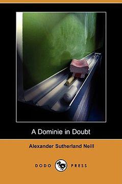 portada a dominie in doubt (dodo press)