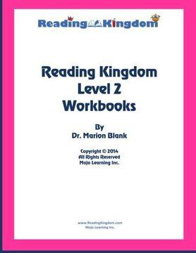 portada Reading Kingdom Workbooks - Level 2