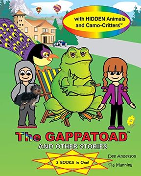portada The Gappatoad and Other Stories (libro en inglés)