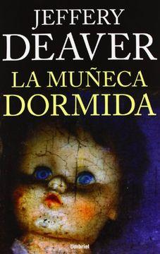 portada La muñeca dormida (Umbriel thriller)