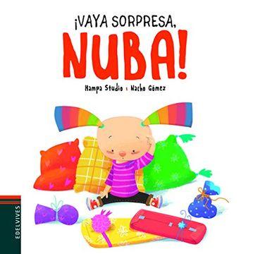 portada Vaya Sorpresa, Nuba!