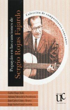 portada Popayan en las Canciones de Sergio Rojas Fajardo