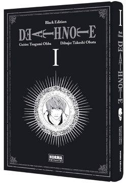 portada Death Note Black Edition 1 (de 6)