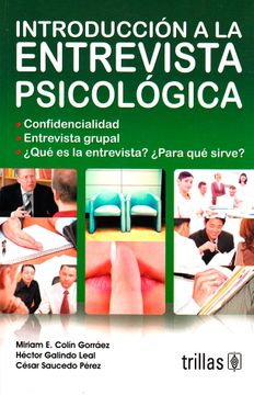 portada Introduccion a la Entrevista Psicologica