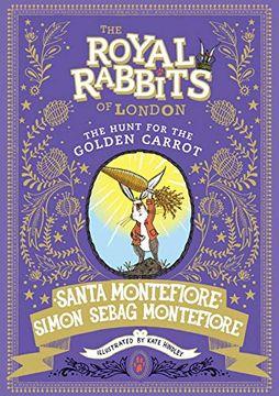 portada Royal Rabbits of London #4 (libro en Inglés)