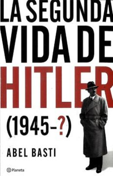 portada La Segunda Vida de Hitler