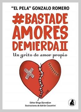 portada Basta de Amores de Mierda ii