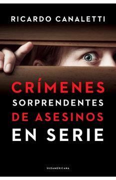 portada Crimenes Sorprendentes de Asesinos en Serie