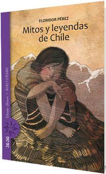 portada Mitos y Leyendas de Chile