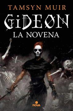 portada Gideon la Novena
