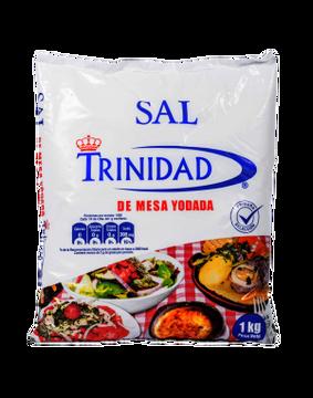 portada SAL DE MESA (1kg) marca Trinidad