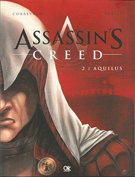 portada Assassins Creed 2 Aquilus