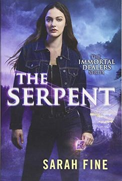portada The Serpent (The Immortal Dealers) (libro en Inglés)