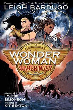 portada Wonder Woman: Warbringer (The Graphic Novel) (libro en Inglés)