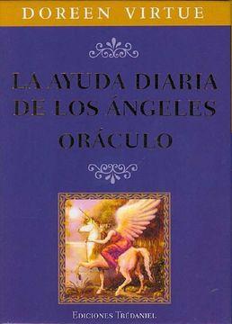 portada Ayuda Diaria de los Angeles Oraculo,La