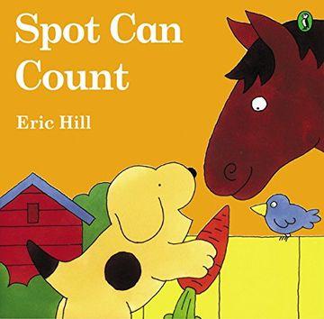 portada Spot can Count (Spot (Paperback)) (libro en Inglés)