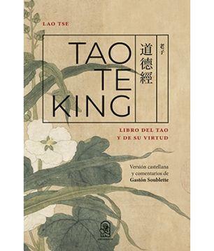 portada Tao Te King. Libro del Tao y de su virtud