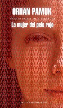 portada La Mujer del Pelo Rojo