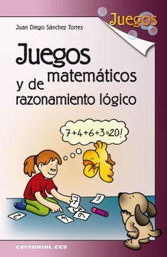 portada Juegos Matemáticos y de Razonamiento Lógico