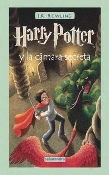 portada Harry Potter y la Camara Secreta
