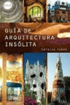 portada Guía de arquitectura insólita (Freak)