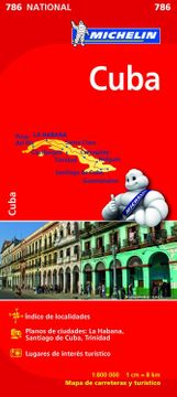 portada Cuba: Mapa National
