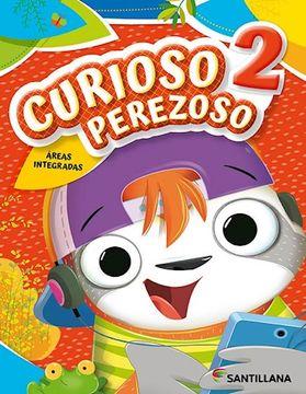 portada Curioso Perezoso 2 Areas Integradas Santillana