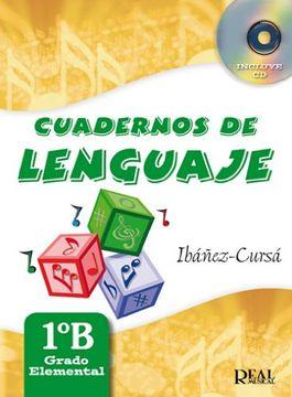 portada Cuadernos de Lenguaje 1b,  (Grado Elemental - Nueva Edición) (rm Lenguaje Musical)