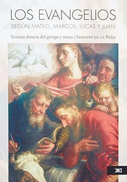 portada Evangelios, Los. Segun Mateo Marcos Lucas Y Juan