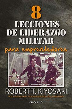 portada 8 Lecciones de Liderazgo Militar Para em