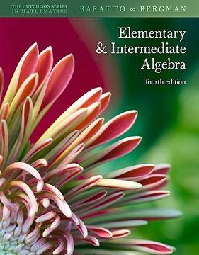 portada student solutions manual elementary & intermediate algebra