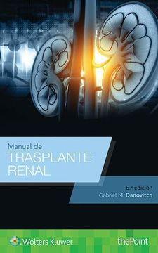 portada Manual de Trasplante Renal