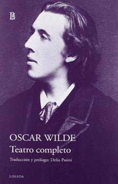 portada Teatro Completo Oscar Wilde