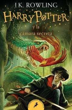 portada Harry Potter Y La Camara Secreta (2)