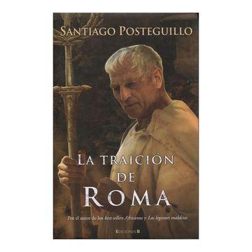 portada La Traicion de Roma