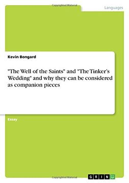 """portada """"The Well of the Saints"""" and """"The Tinker's Wedding"""" and why they can be considered as companion pieces"""