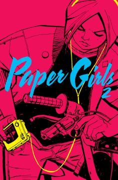 portada Paper Girls nº 02