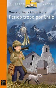 portada Perico Trepa por Chile