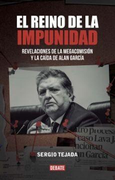 portada El Reino de la Impunidad.