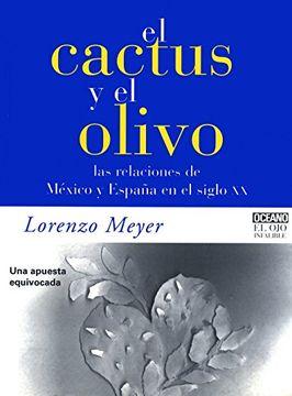 portada El Cactus y Olivo
