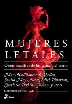 portada Mujeres Letales Obras Maestras de las Reinas del Terror