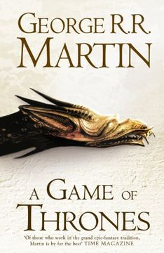 portada A Game of Thrones (Hardback reissue) (A Song of Ice and Fire, Book 1)
