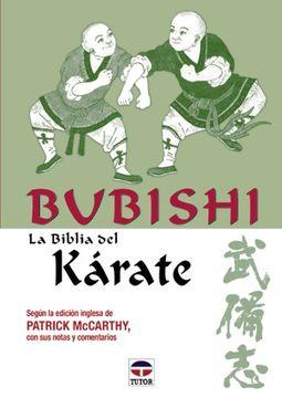 portada Bubishi - la Biblia del Karate